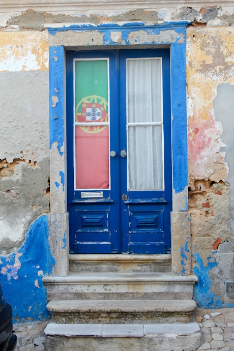 Colours of Ericeira Portugal I @SatuVW I Destination Unknown