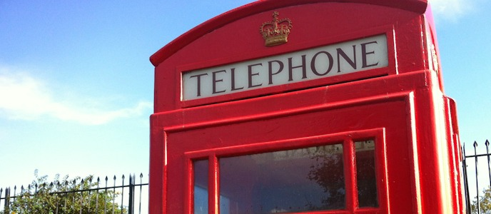British telephone box thumbnail I @SatuVW I Destination Unknown