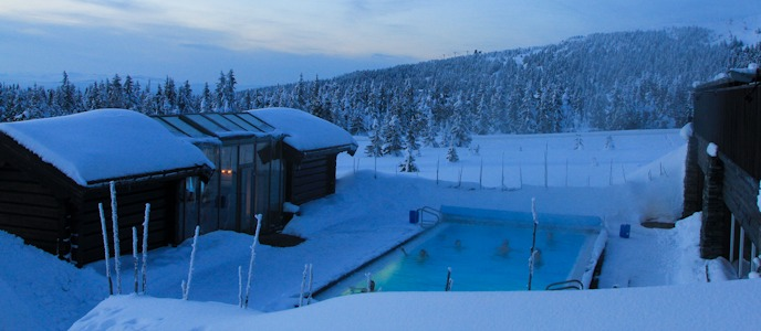 Ilsetra Mountain Hotel in Norway thumbnail I @SatuVW I Destination Unknown